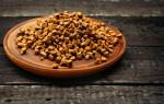 Что лечит перга. Использование пчелиного хлеба при заболевания